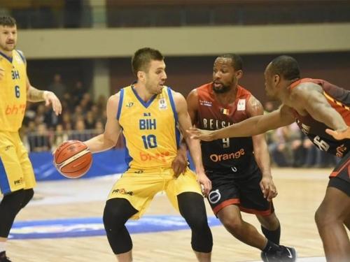 Košarkaši BiH u dramatičnoj završnici bolji od Belgije