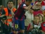 VIDEO: Enrique poručio Neymaru: 'Nije ti ovo Brazil'