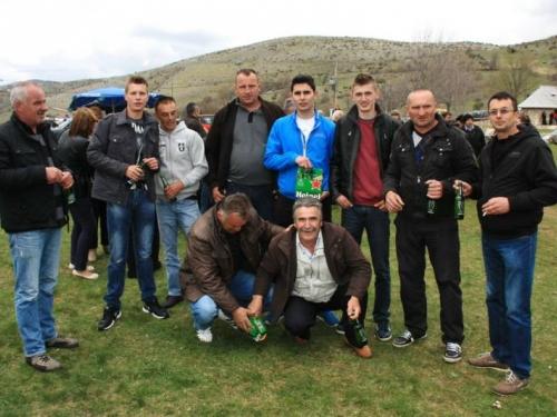 FOTO: Rumbočka fešta na Zahumu, proslavljen sv. Josip Radnik