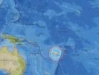 Snažan potres na Pacifiku nedaleko od Fidžija, 8,2 po Richteru