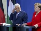 Abbas sa Steinmeierom i Merkel - Potpora Njemačke dvodržavnom rješenju