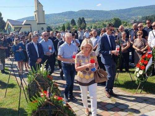 Obilježena 27. obljetnica zločina nad Hrvatima Bugojna: Zločinci neće imati zadnju riječ!