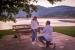 FOTO/VIDEO: Romantična prošnja na Ramskom jezeru