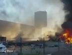 Avion se srušio na shopping centar u Melbourneu