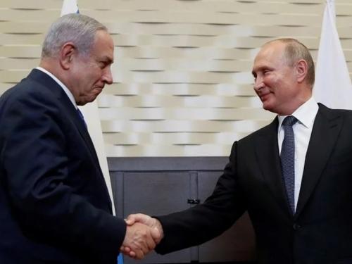 Netanyahu u Rusiji: Izrael mora imati slobodu djelovanja protiv Irana