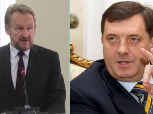 U Sarajevu sastanak izaslanstava SDA i SNSD-a