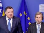 Dodik: Iz Bruxellesa su poručili kako formiranje vlasti ne smije biti ničim uvjetovano