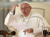 Papa biskupima: Ne zaboravite da đavo ulazi kroz džepove