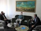 Herceg i Opsencia s predsjednikom sindikata Anićem