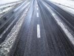 Vozači oprez - poledica i snijeg!