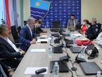 Sastanak predstavnika Vlade HNŽ-a sa sindikatima korisnika proračuna