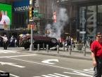 New York: Autom među pješake, jedna osoba mrtva i najmanje 10 ozlijeđenih