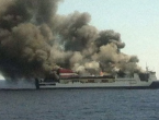 Gori veliki transportni brod kod Mallorce, posadu spašavaju helikopteri