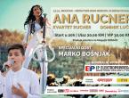 U prodaji ulaznice za koncert Ane Rucner i Marka Bošnjaka u Mostaru