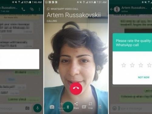Whatsapp omogućio video pozive