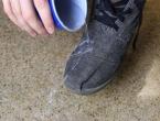 Cipele će vam postati otporne na vodu uz ovaj genijalan trik