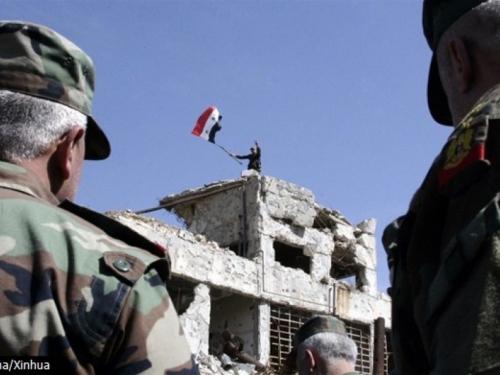 Sirijski pobunjenici napuštaju tri grada u istočnoj regiji Qalamoun