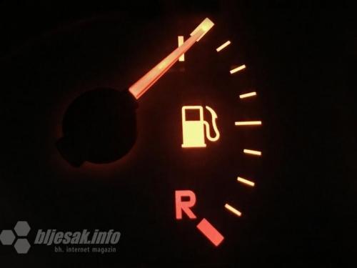 Državne institucije na gorivo i vozila potrošile 150 milijuna KM
