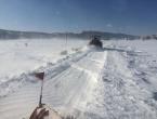 Zbog sniježnih nanosa zatvorena dionica M-6.1 Posušje-Tomislavgrad