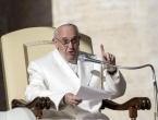 Papa Franjo: Predsjednica Hrvatske je pravi general