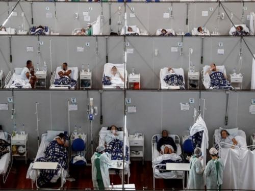 U svijetu od korone umrlo preko tri milijuna ljudi