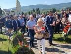 Plenkovićeva izaslanica: Bugojno je za Hrvate u BiH Vukovar