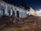 U najnovijem potresu oštećeno nekoliko 'već načetih' objekata, među njima i policijska stanica