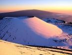 Snijeg zabijelio Havaje