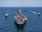 Sprema se napad? Velika američka borbena skupina plovi prema Siriji