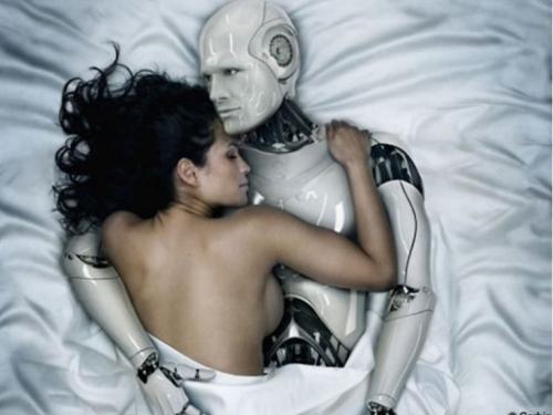 Znanstvenici tvrde kako će seks s robotima postati uobičajen
