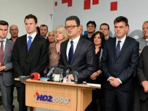 Napuštaju HDZ1990 zbog preferiranja Ramljaka, nepotizma i korupcije