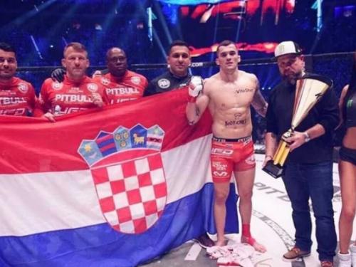 Najbolji hrvatski MMA borac Roberto Soldić nokautom godine obranio naslov prvaka