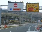 Orkanska bura zatvorila autoceste u Hrvatskoj