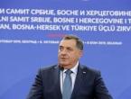 Dodik spreman na razgovor sa Izetbegovićem i Čovićem, ali bez stranaca