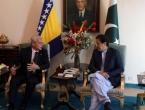 Džaferović i pakistanski premijer kritizirali zapadne zemlje:Ne možete tako koristiti slobodu govor