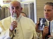 Papa: Svijet je na rubu nuklearnog rata. Bojim se