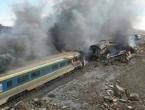 U sudaru vlakova poginula najmanje 31 osoba!