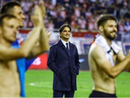 Dalić: Hrvatska ovo nikad nije doživjela
