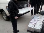 Čapljina: Zapljenjeno 2.000 kutija cigareta