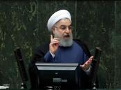 Iranski predsjednik tvrdi da SAD želi promijeniti režim u Iranu