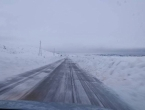 U Bosni oblačno sa snijegom i susnježicom, u Hercegovini kiša