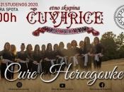 VIDEO: Čuvarice snimile novi spot - Cure Hercegovke
