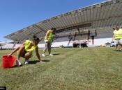 UEFA zabranila igranje i treniranje na poljudskom travnjaku do utakmice Vatrenih