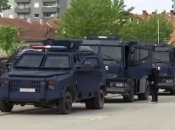 Kosovski specijalci s oklopnjacima upali na sjever Kosova
