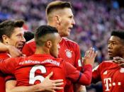 U utakmici sezone Kovačev Bayern petardom razbio rivala i preuzeo vrh