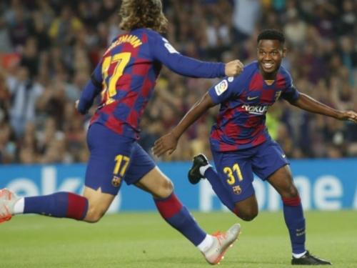 Valverde o Barcinom tinejdžeru: Nije normalno raditi to što on radi