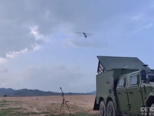 Kina objavila video samoubilačkih dronova u akciji
