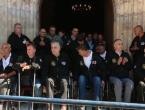 U Crkvi sv. Marka 130 branitelja bez hrane, vode i lijekova