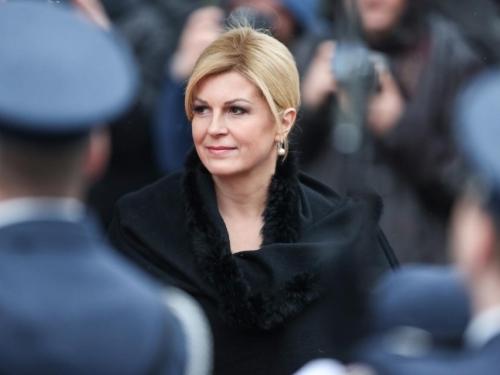 Kolinda Grabar-Kitarović operirana, čeka je višemjesečni oporavak