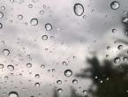 U večernjim satima kiša